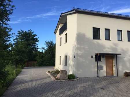 Helle moderne Maisonette-Wohnung mit Seeblick direkt vom Eigentümer in Olching