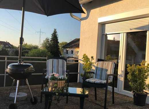 Modernes & ruhiges Studio Apartment mit großer Terrasse und Grill in Freiburg