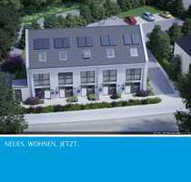 NEUES WOHNEN JETZT Smartes Neubau-Reihenmittelhaus
