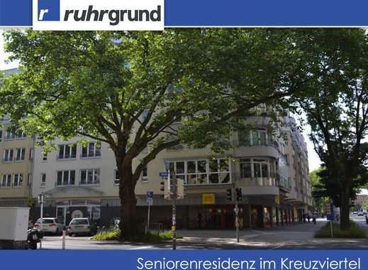 seniorengerechte Wohnung im beliebten Kreuzviertel!