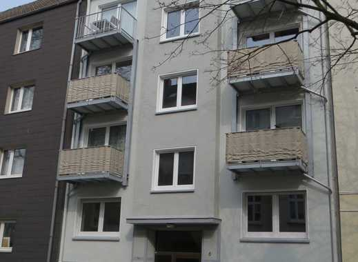 Ruhig gelegende 2-Zimmer-Whg mitten in  E-Rüttenscheid mit Balkon