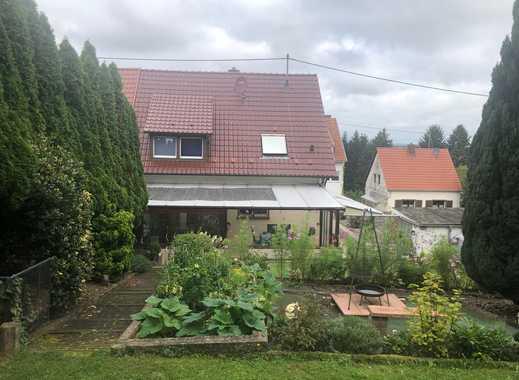 Koffer packen - einziehen! renoviertes Einfamilienhaus mit großem Garten und Garage zu verkaufen!