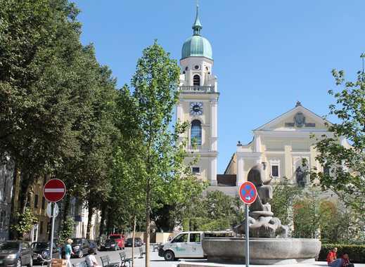 Vermietete 3-Zi.-Wohnung im RGB am Josephsplatz mit einem Balkon (6qm) und einer Loggia (16  qm )