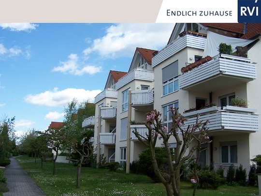 Attraktive geräumige 2-Raum Whg. mit Terrasse