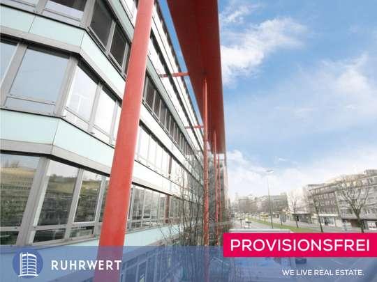 Außenansicht von Büros mitten im Zentrum: Modern, hell und repräsentativ !!