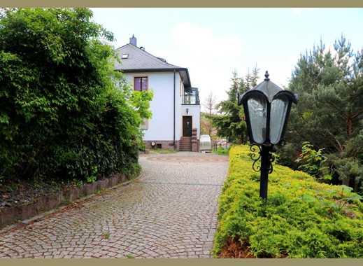 Wohlfühl - Villa in Meißner Höhenlage