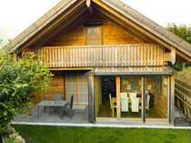 Wunderschönes Holzblockhaus Lain am See