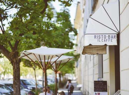 Cafe in St. Sebald - Nahe der Burg- inkl. Außenbestuhlung