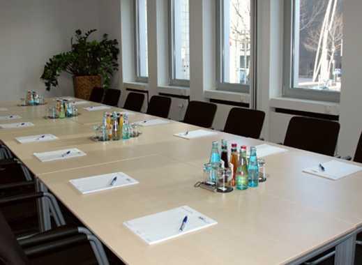 Ihr Privatbüro für 5-6 Personen - Frankfurt SBC Service and Business Centre