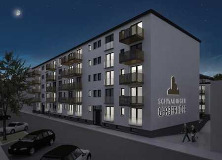 Traum-Wohnung für Paar oder Allein-Lebenden mitten in Schwabing - Besichtigung 12.07.20 in Schwabing-West (München)