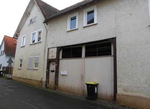 Hungen OT Bauernhaus-Scheune -Stallungen Provisionsfrei