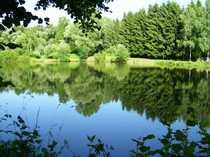 Freizeitgrund Baggersee 5 min vor