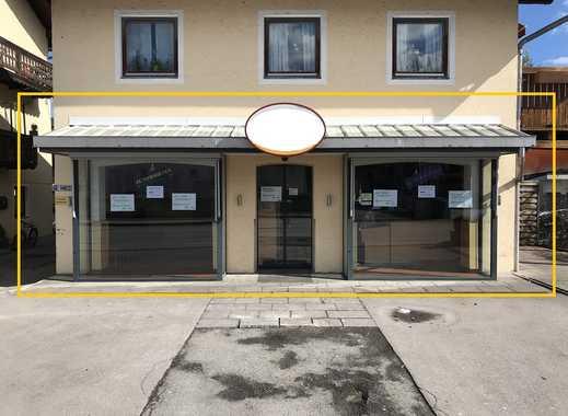 top Lage! Laden / Café mit Terrasse in Brannenburg