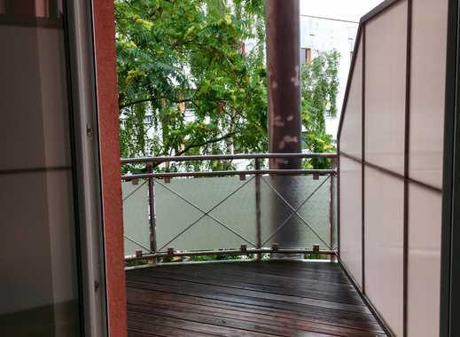 Großzügige 2 Raum Wohnung mit Balkon