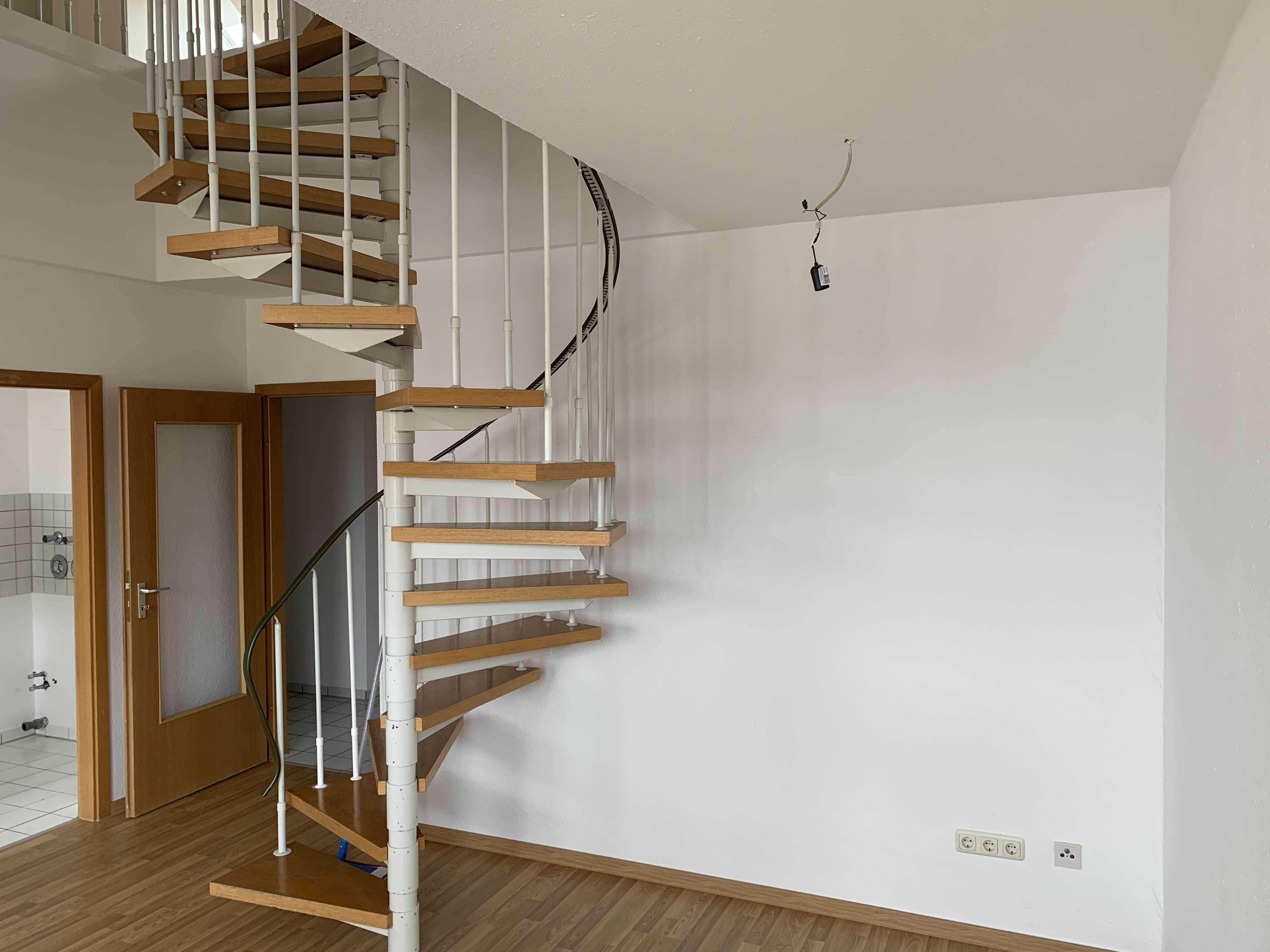 Schicke 3 ZKB Maisonettenwohnung mit Balkon in
