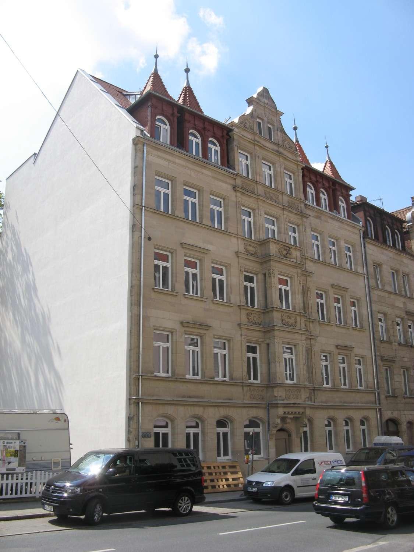 Sonnige 2-Zimmerwohnung, Theresienstr. 31 in Altstadt, Innenstadt (Fürth)