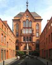 Bild Tiefgaragen-Stellplatz im Herzen von Mitte
