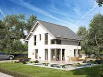 Schönes Haus und großer Garten -