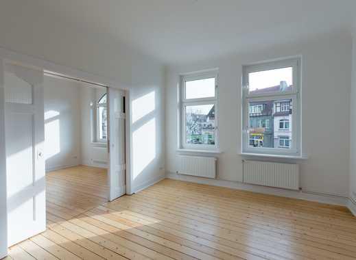 Erstbezug nach Sanierung: 4-Zimmer Altbau-Wohnung mit Blick auf den Kantplatz