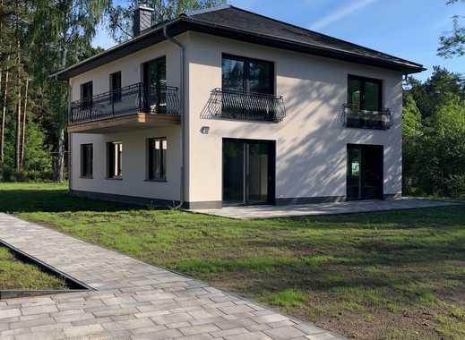WE 1 Erstbezug, luxuriöse barrierefreie 2 Raum Wohnung  im Erdgeschoss in Seenähe mit kleinem Garten