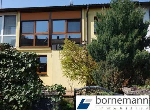 Wohnidyll in Laufamholz! Statt Wohnung: renoviertes RMH mit Wintergarten + Südterrasse