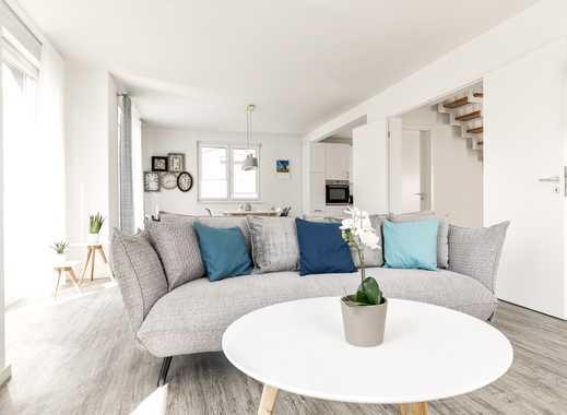 Ein großes Wohnzimmer, 3 Schlafzimmer und ein tolles Dachstudio erfüllen Familien-Wohnbedürfnisse