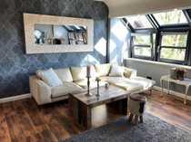 Modisches häusliches Studio Apartment in