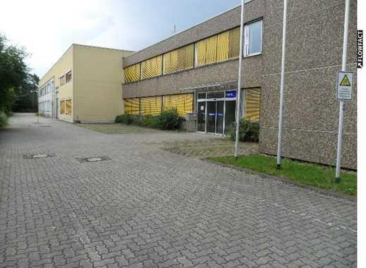 Köln-Porz: FLUGHAFENNÄHE - Büroflächen ca. 460 m² und Lager ca. 190 m²