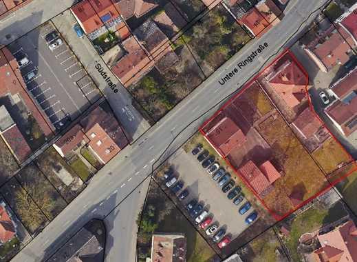 Baugrund für barrierefreien Wohnraum zu verkaufen