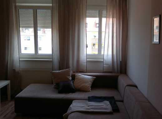 Sehr schöne und ruhige 2-Zimmer-Wohnung mit Balkon in der Altstadt
