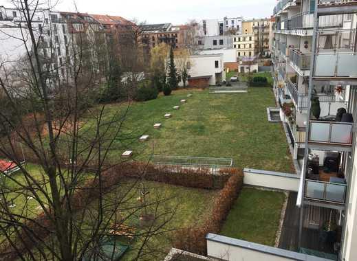 Zentrumsnahe 3-Zimmer-Wohnung mit Balkon in Leipzig