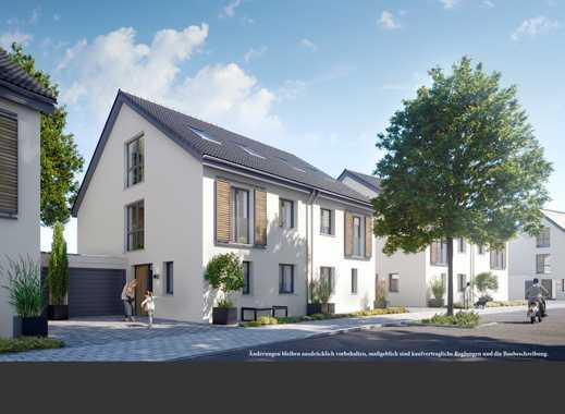 Doppelhaushälfte, schlüsselfertig inkl. Grundstück & Garage *Finanzierung ohne Eigenkapital möglich!