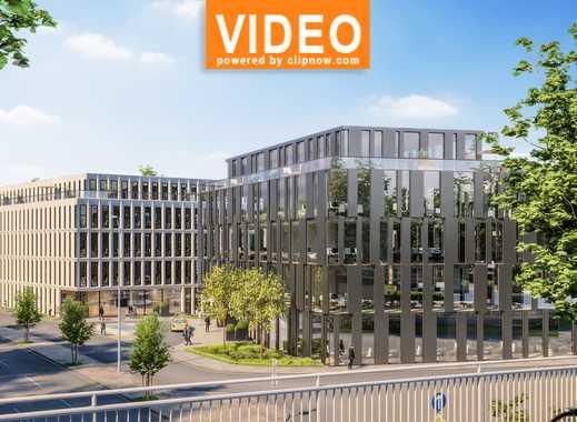 Exklusiv über CUBION: WESTFALENKONTOR - Büro-Campus in der Gartenstadt!