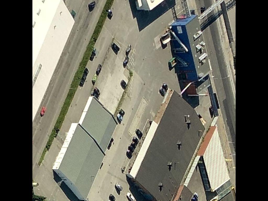 Luftbild Geniner Straße 181-18