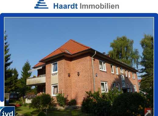Preetz: Zentrale 2 1/2-Zimmer-Wohnung mit Garten!