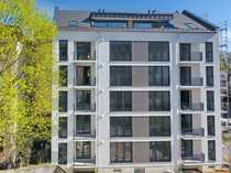 Schöne 2-Zimmerwohnung mit Balkon und