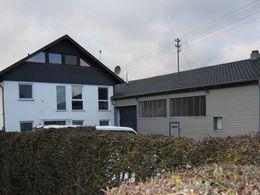 Halle und Haus