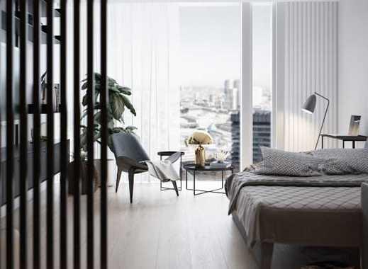 Großzügiges Apartment in der wohl eindrucksvollsten visuellen Landmarke der Stadt!