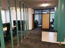 Flexible Coworking Büro und Arbeitsplätze