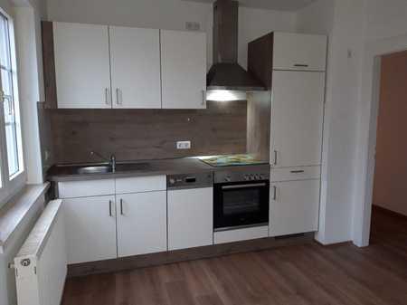 Schöne 2-Zimmer Wohnung in idealer Lage in Schwarzenbach an der Saale