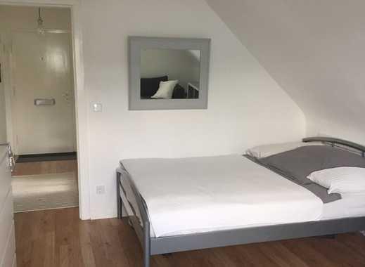 Hamburg-Norderstedt, TOPLAGE, 200m zur U-Bahn Shopping-Center, 1-Zimmer-Wohnung, komplett ausgest...