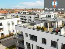 FIRSTPLACE - Moderne Dachterrassenwohnung in Aubing