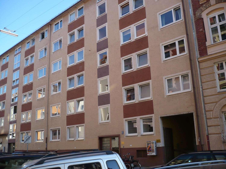4-Zimmer-Wohnung in der Adalbertstraße in Maxvorstadt (München)