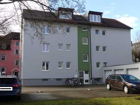 Schöne Einzimmer-Wohnung mit Balkon in ruhiger Lage in Hochzoll (Augsburg)