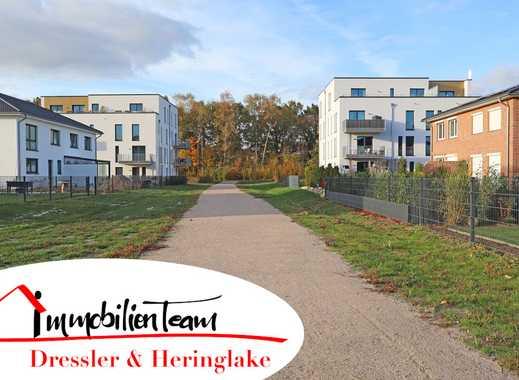 Nur noch einmal verfügbar! Parkstadt Eggerstedt | Pinneberg - 2 Zi.-Neubau-Whg. mit Garten
