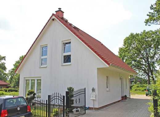 Besonders! In Tarmstedt: modernes + neuwertiges Einfamilienhaus auf schönem Grundstück....
