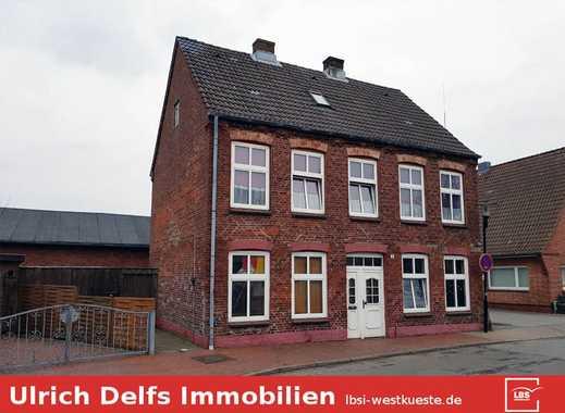 Mehrfamilienhaus...Renditeobjekt...Ferienwohnungen... in Tönning! Was machen Sie daraus?