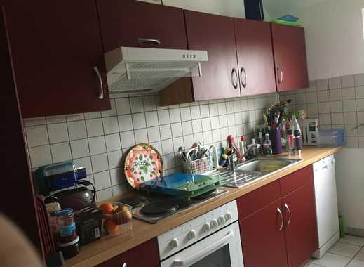 Freundliche 2-Zimmer-DG-Wohnung mit Balkon und EBK in Meerbusch