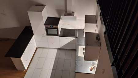Très Chic: Erstbezug mit Einbauküche und Balkon, Einzigartige 3-Zimmer-Loft-Wohnung in Forchheim in Forchheim (Forchheim)