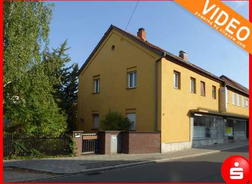 3 in1 - Wohnen mit ca. 140 m² Wohnfl. + Gewerbe mit ca. 355 m² Nutzfl. + Baugrund mit ca. 417 m²
